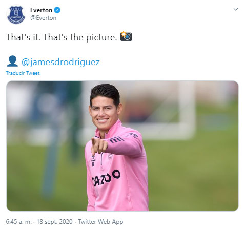 James Rodríguez, Everton FC, West Bromwich Albion, Premier League 2020-21