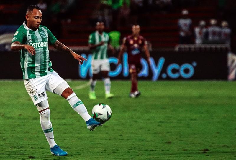 Jarlan Barrera, Atlético Nacional 1-0 Deportes Tolima, Liga 2019-II