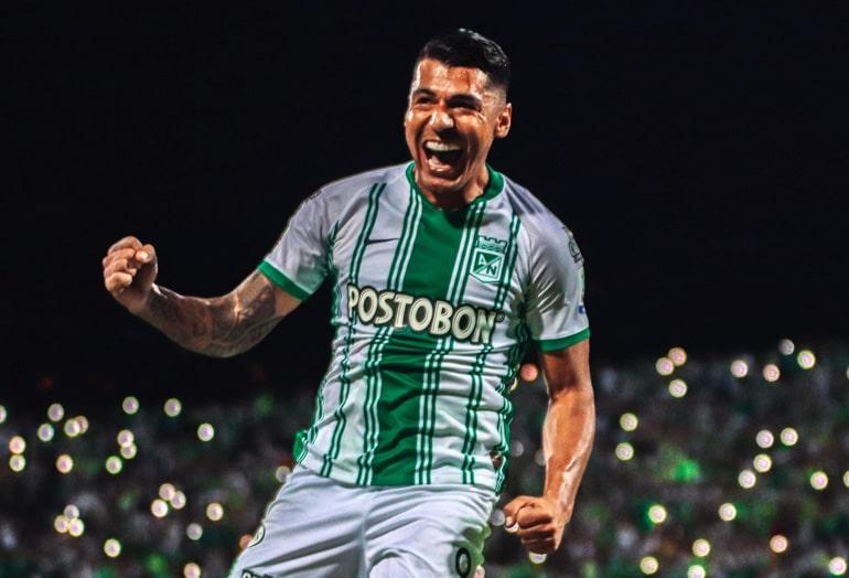 Jéfferson Duque, Atlético Nacional, Once Caldas, Liga 2020-I