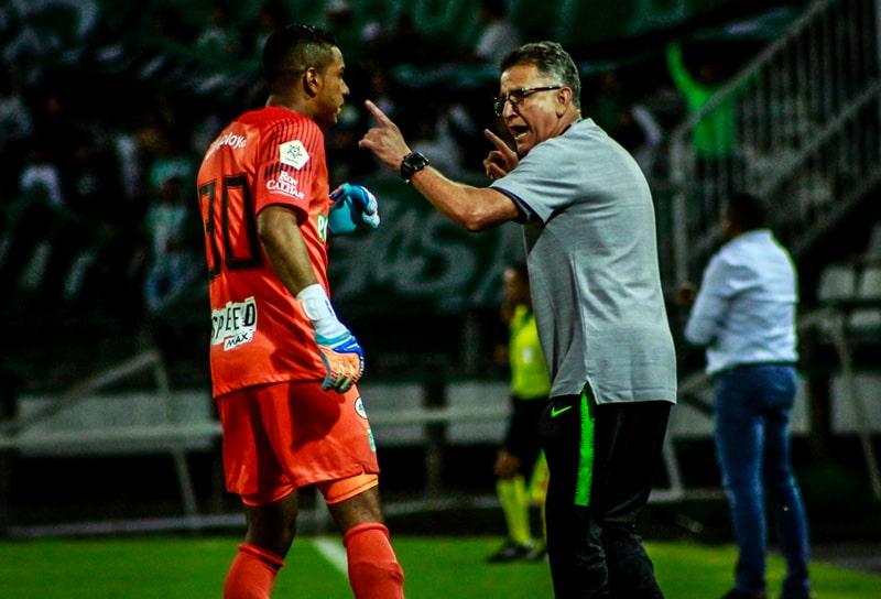 José Fernando Cuadrado, Juan Carlos Osorio, Atlético Nacional
