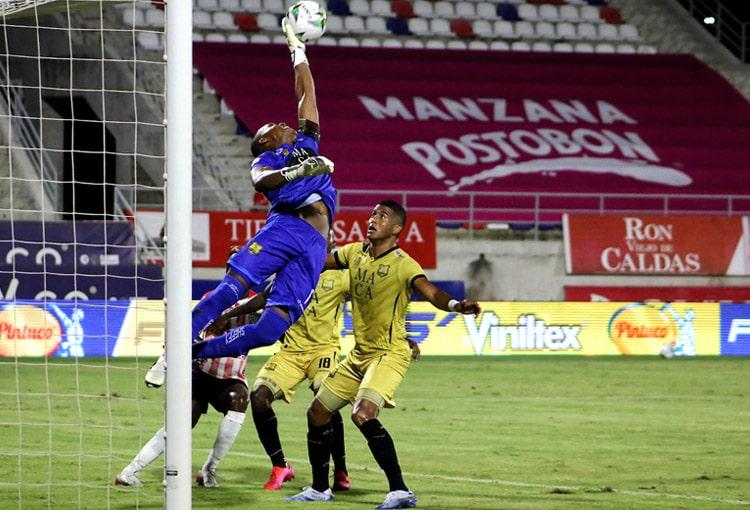 Junior FC 2-1 Águilas Doradas, Liga 2020-I
