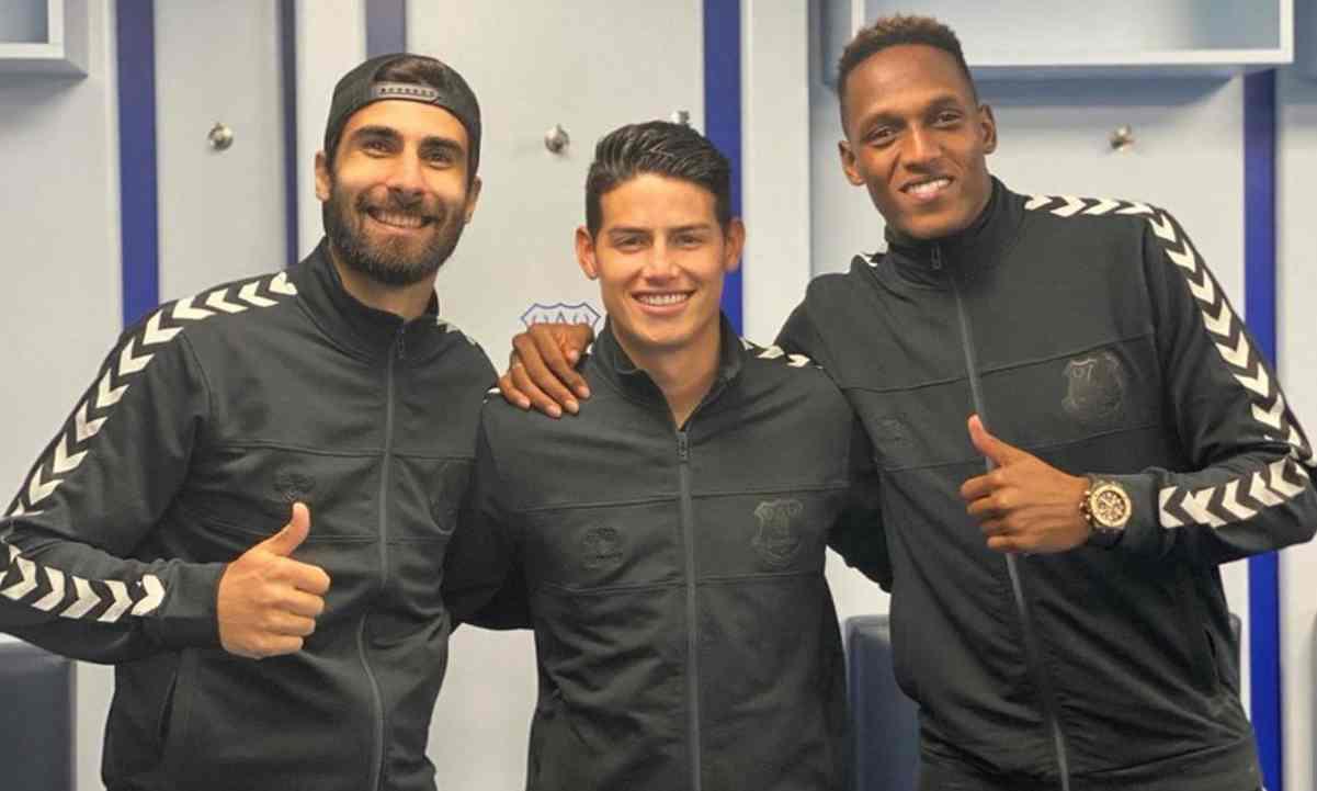 La verdad sobre el Atlético de Madrid y James Rodríguez