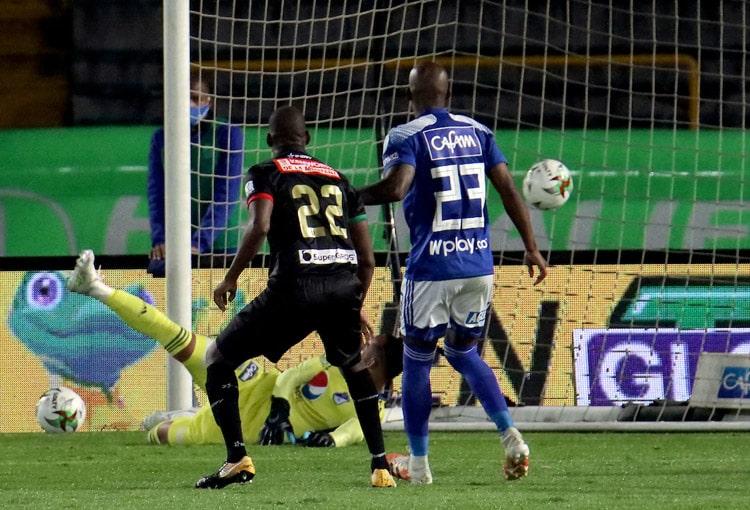 Millonarios FC 1-3 Once Caldas, Liga 2020-I (1)
