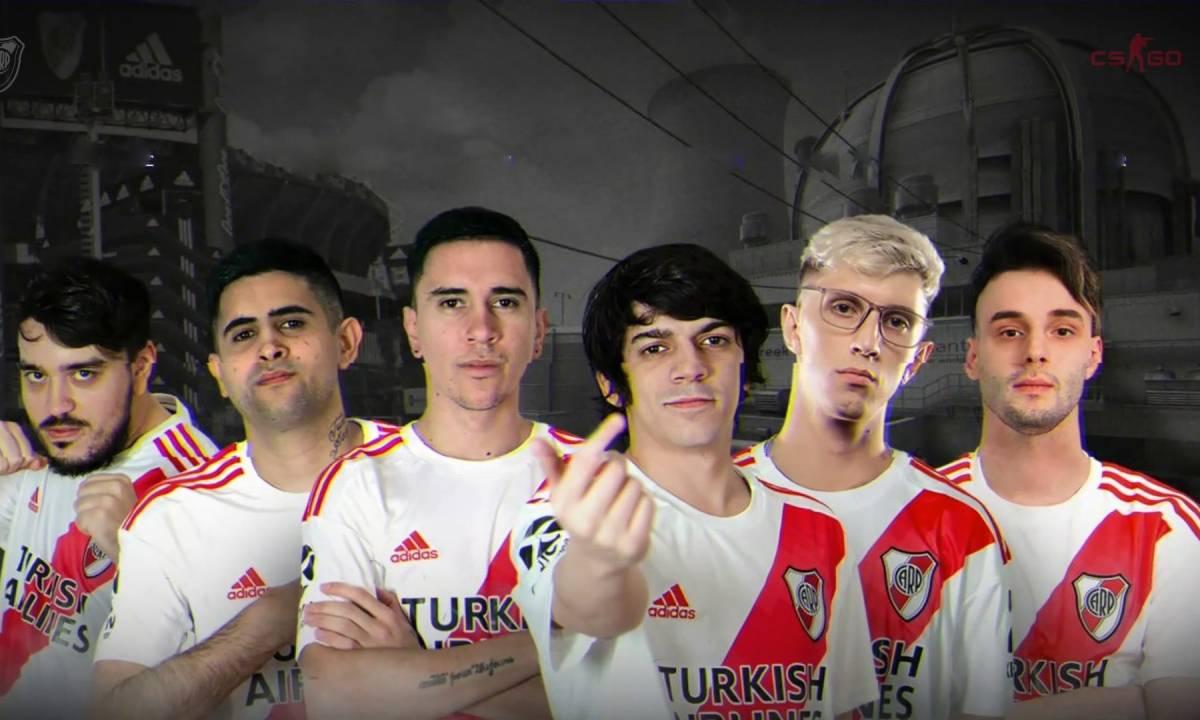 River Plate Gaming descalificado