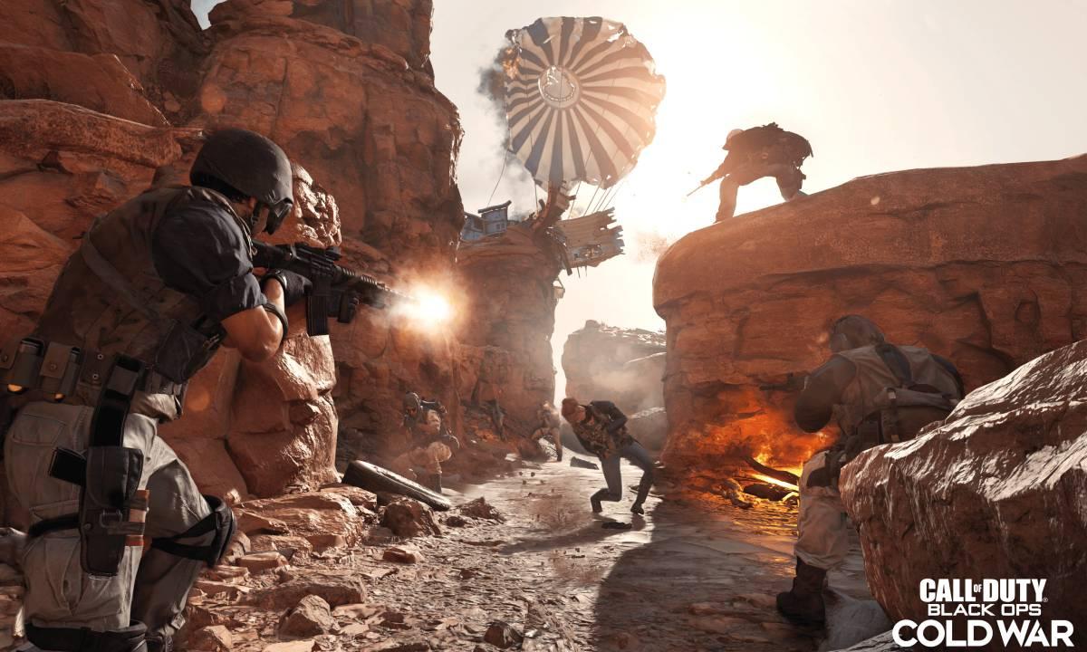 Call of Duty Black Ops Cold War SBMM