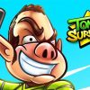 Tombo Survivor como descargar polemico