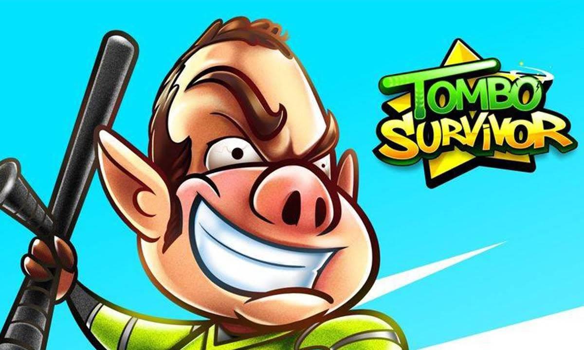 Tombo Survivor como descargar polemico