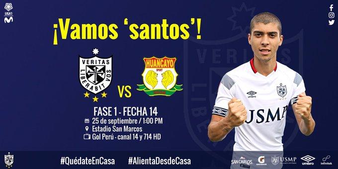 Sport Huancayo Vs San Martin En Vivo Online Por La Liga 1 De Peru Futbolete