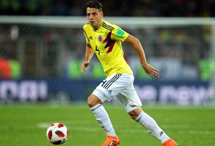 Santiago Arias, Selección Colombia, Bayer Leverkusen, Atlético de Madrid
