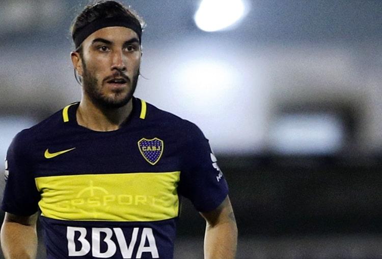"""Medios argentinos: """"Sebastián Pérez, de colgado en Boca a jugar la Copa América"""""""