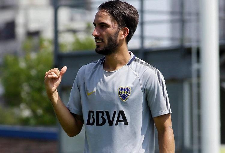 Sebastián Pérez, Boavista FC, ex Atlético Nacional, ex Boca Juniors