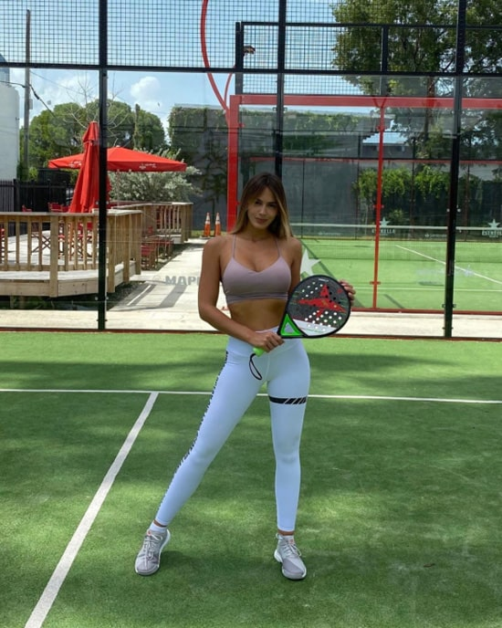 Shannon de Lima, James Rodríguez (4)