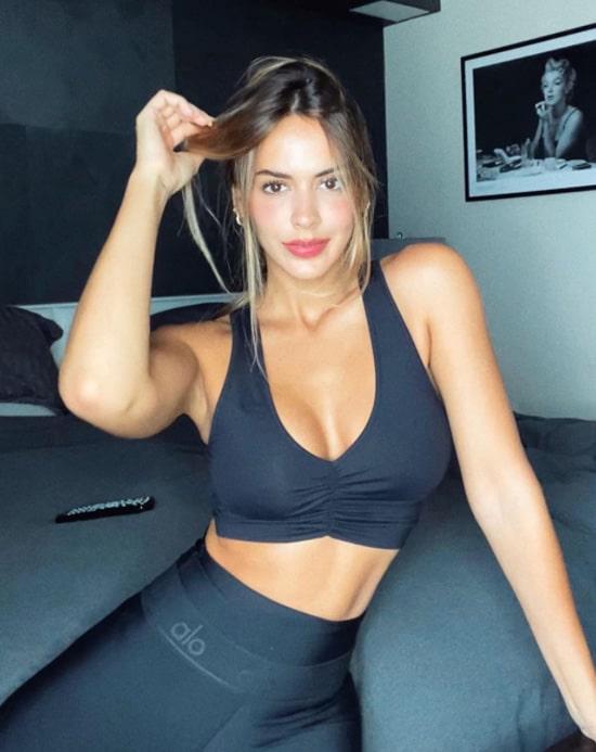 Shannon de Lima, James Rodríguez (7)