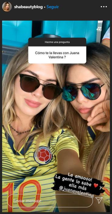 Shannon de Lima, James Rodríguez, Daniela Ospina, confesión (4)