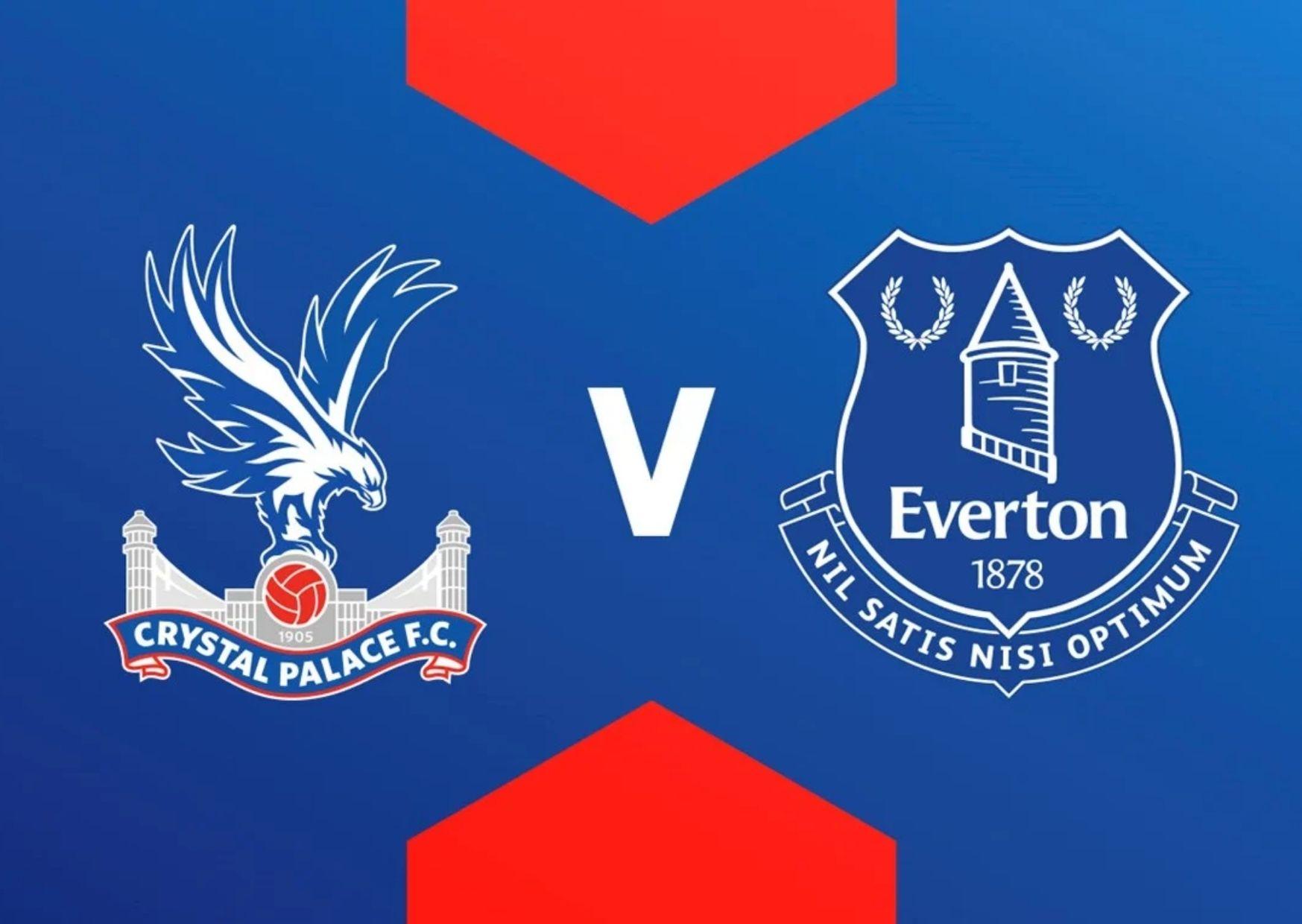 Apuestas Crystal Place vs Everton