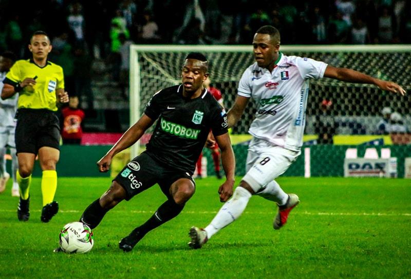 Yerson Candelo, Atlético Nacional, Copa Sudamericana 2020, convocados