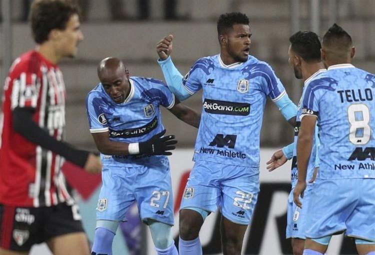 América de Cali: el gol de Aldair Rodríguez en la Libertadores 2020