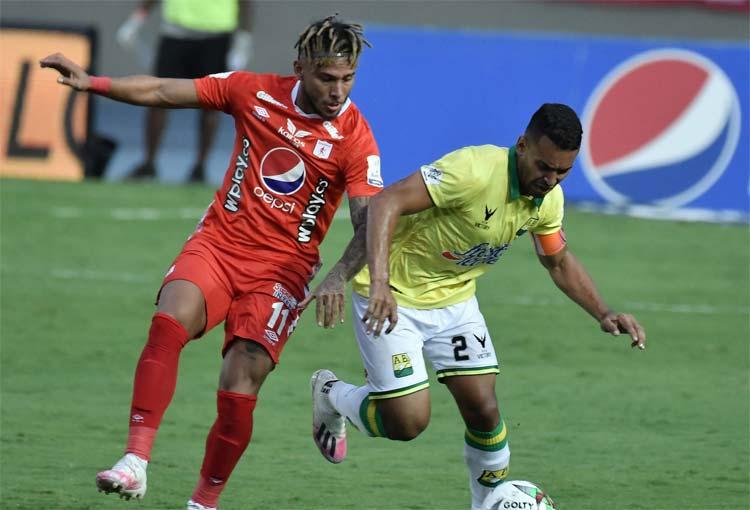 Goles, resumen y resultado América de Cali vs. Bucaramanga