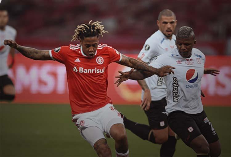 América de Cali Internacional en Copa Libertadores