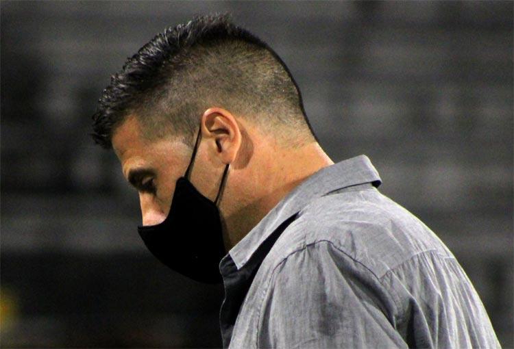 América de Cali, Juan Cruz Real y la tercera derrota en 6 juegos