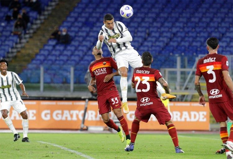Cristiano Ronaldo y su nuevo récord con la Juventus