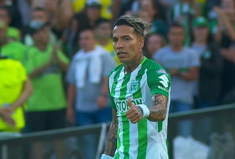 """AT de Atlético Nacional: """"A Dayro Moreno lo conocemos. Es un definidor neto"""""""