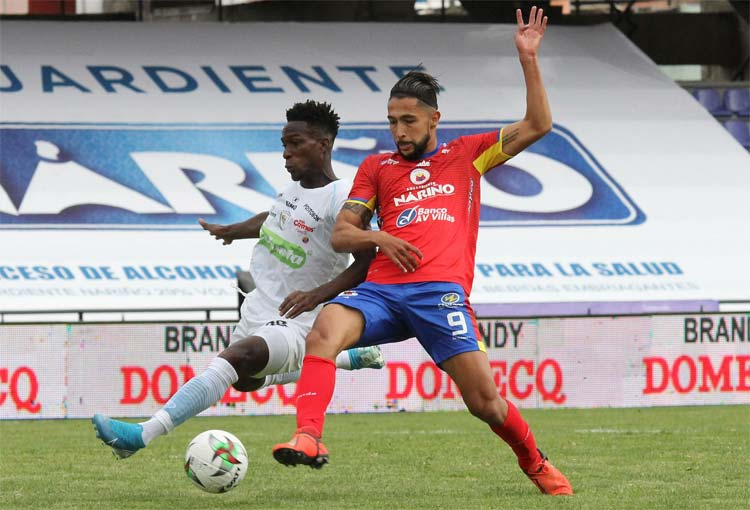 Goles, resumen y resultado Deportivo Pasto vs Jaguares