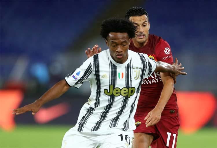¿Qué dijo Pirlo del cambio de posición de Cuadrado en Juventus?