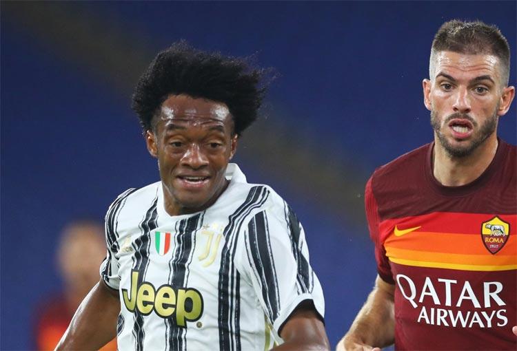 ¿Juan Guillermo Cuadrado por izquierda en Juventus, Pirlo?