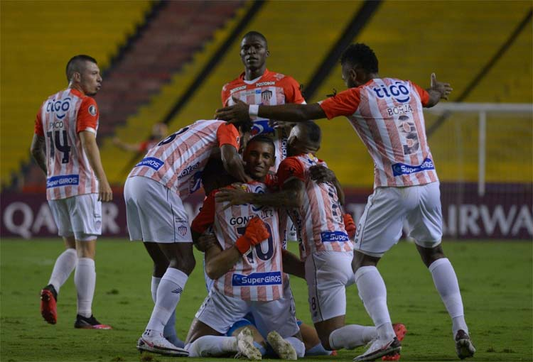 Libertadores: Junior vs. Barcelona, titulares confirmadas