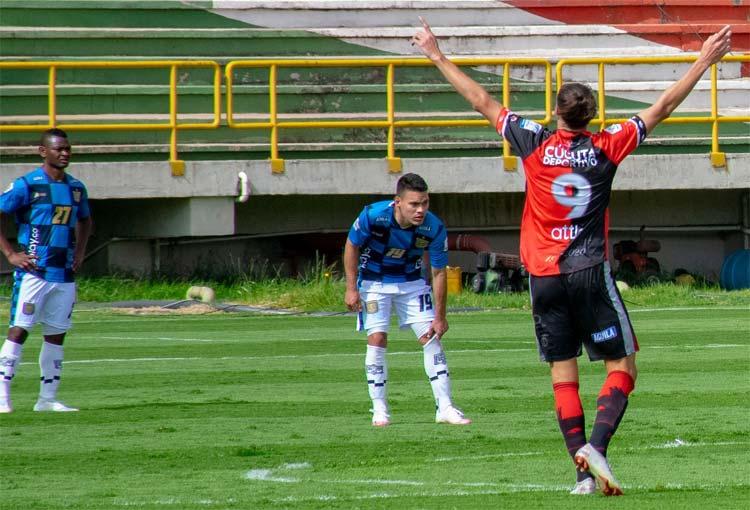 Goles, resumen y resultado Boyacá Chicó vs. Cúcuta Deportivo