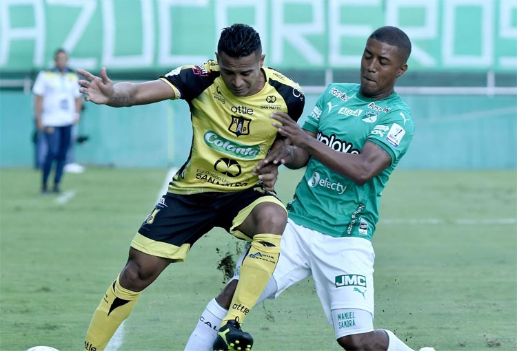Goles, resumen y resultado Deportivo Cali vs. Alianza Petrolera
