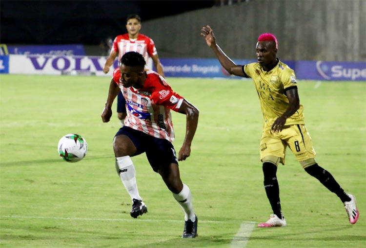 Goles, resumen y resultado Junior vs. Rionegro Águilas