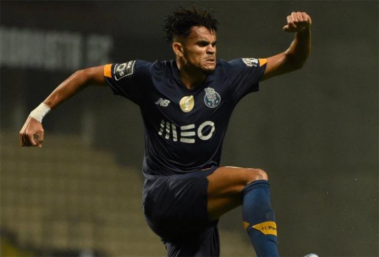 Luis Díaz debuta con gol en su segunda temporada con el Porto