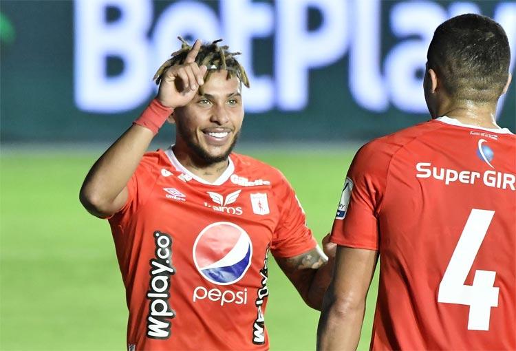 DT de América de Cali y el deseo de Selección Colombia para Duván Vergara