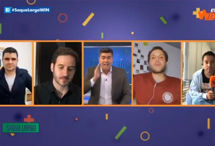 Win Sports, Eduardo Luis y lo que dijo de la Bundesliga