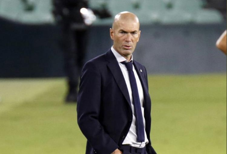 Primeros candidatos para reemplazar a Zidane en el Real Madrid