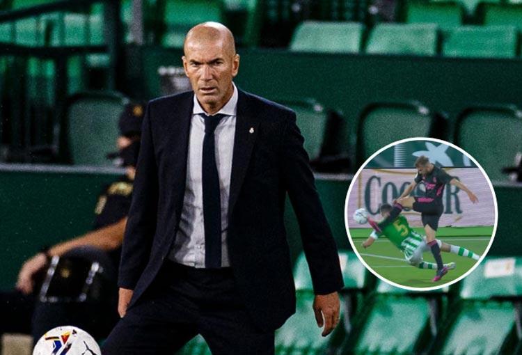 VAR, Zidane y el primer triunfo de Real Madrid en la temporada
