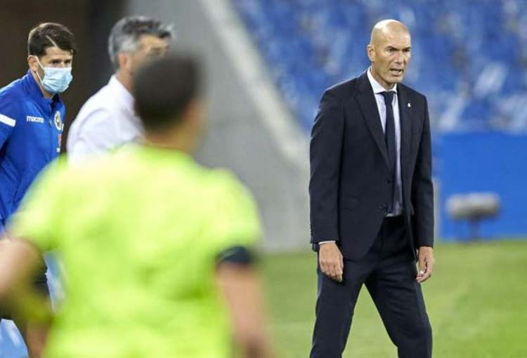 En Real Madrid, sin James y Bale, siguen críticas para Zidane