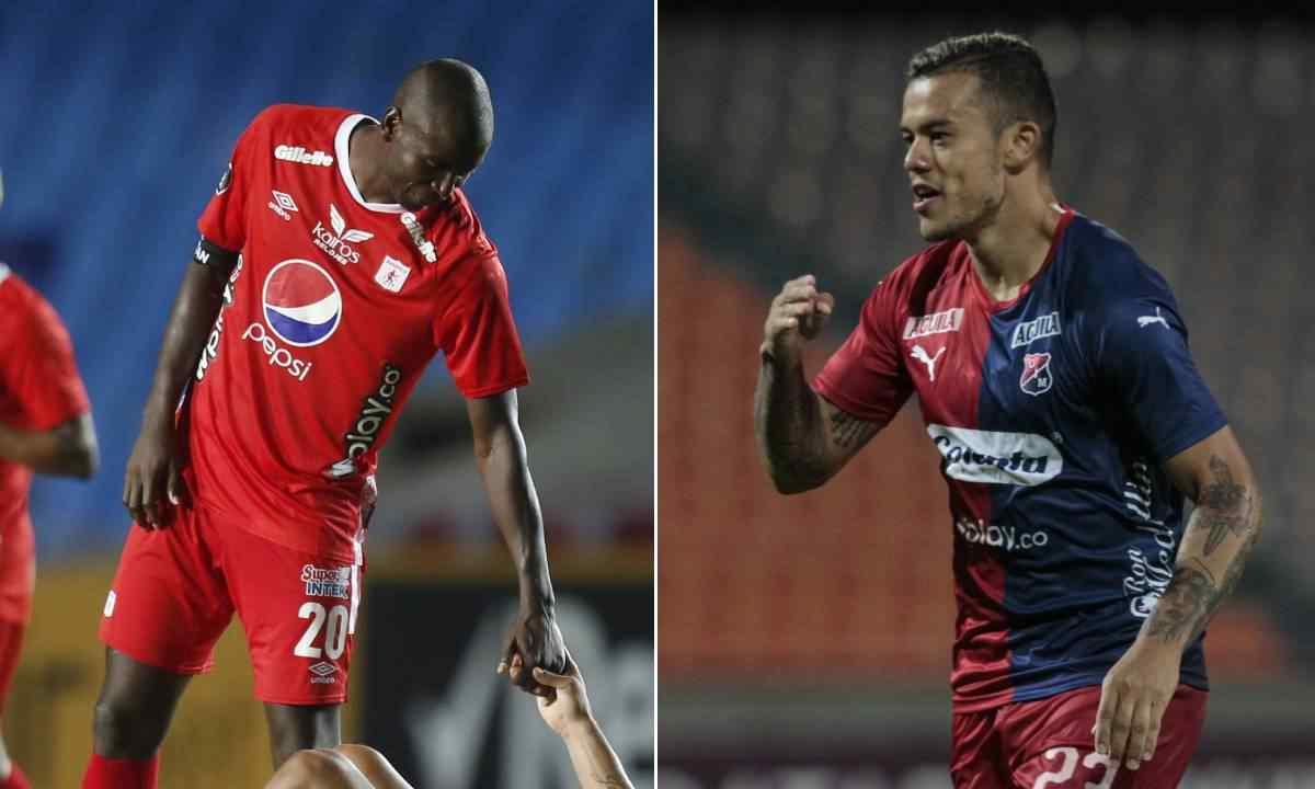 ¿Qué se juegan América y DIM en la fecha de la Libertadores