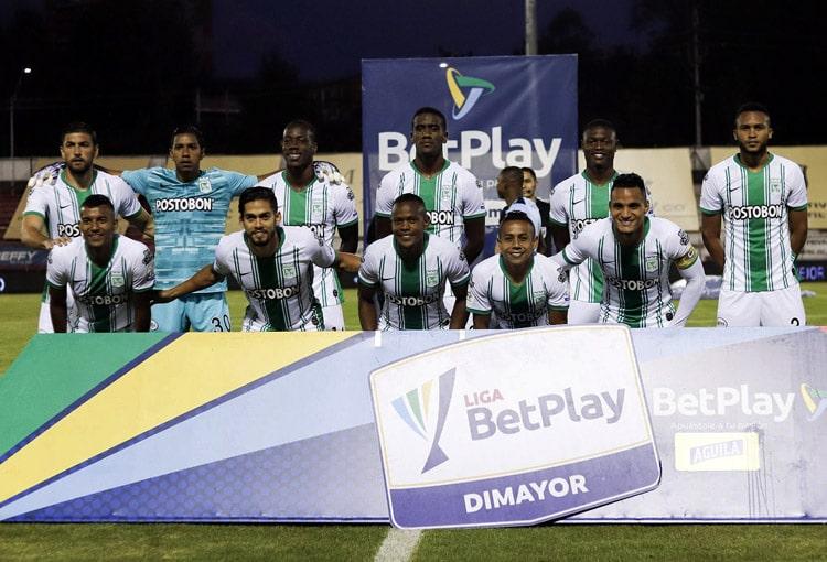 Águilas Doradas 2-3 Atlético Nacional, Liga BetPlay 2020-I