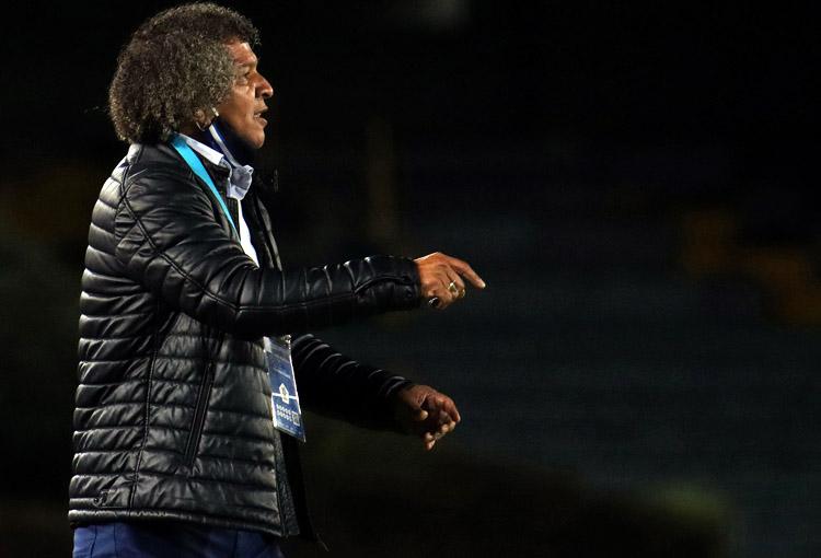 Alberto Gamero, Millonarios FC, Deportes Tolima, Liga BetPlay 2020-I