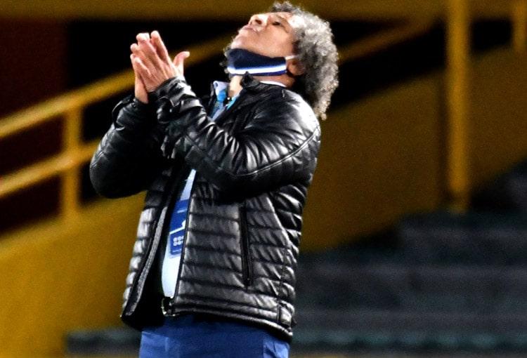 Alberto Gamero, Millonarios FC, Liga BetPlay 2020-I