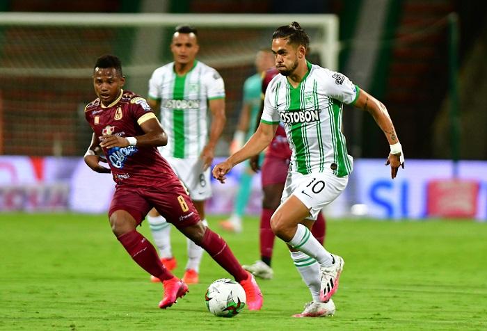 Andrés Andrade, Nacional, Liga BetPlay 2020-I