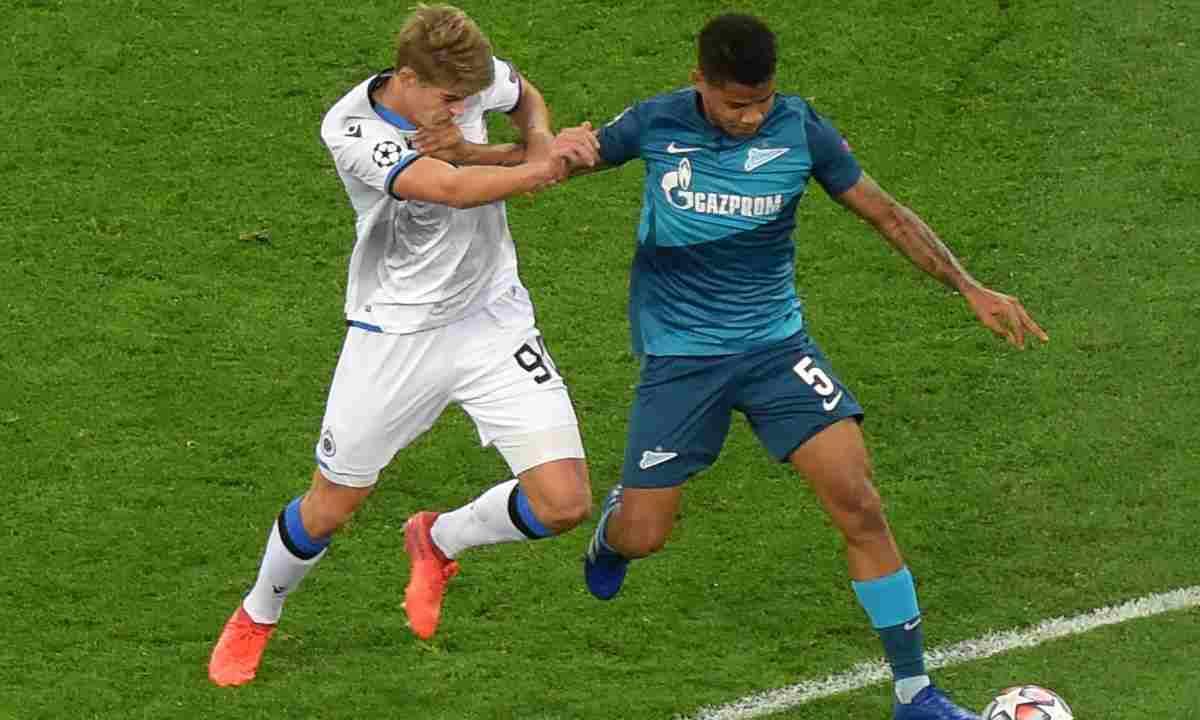 Así le fue a Wílmar Barrios en su debut de la Champions League