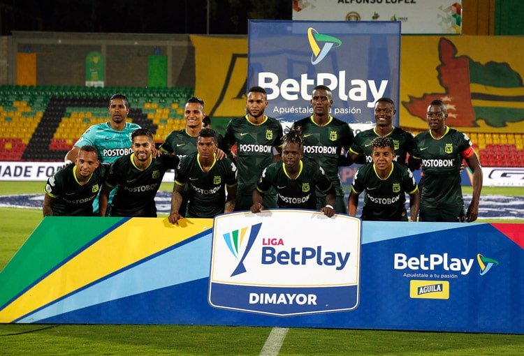 Atlético Bucaramanga 1-2 Atlético Nacional, Liga BetPlay 2020-I (1)