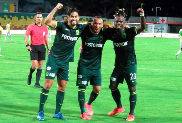 Atlético Bucaramanga 1-2 Atlético Nacional, Liga BetPlay 2020-I
