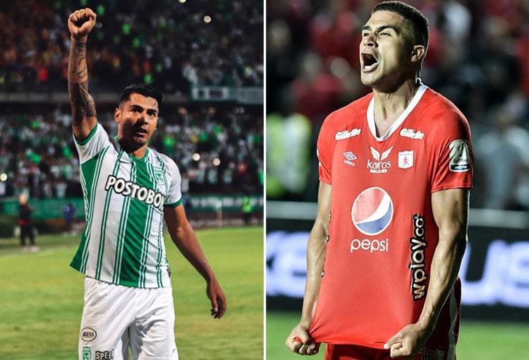 Atlético Nacional, América de Cali, Liga BetPlay 2020-I, verdadero clásico