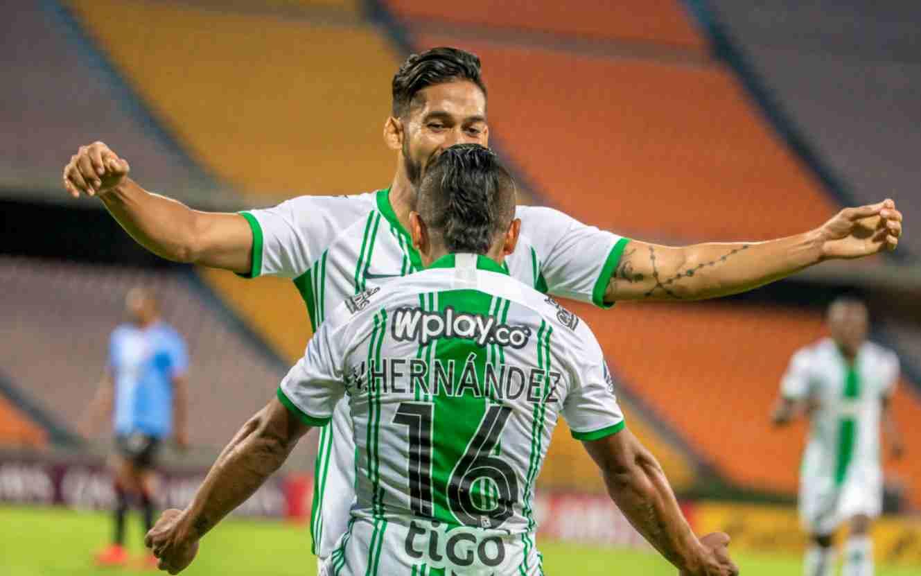 Baja sensible de Atlético Nacional contra Millonarios