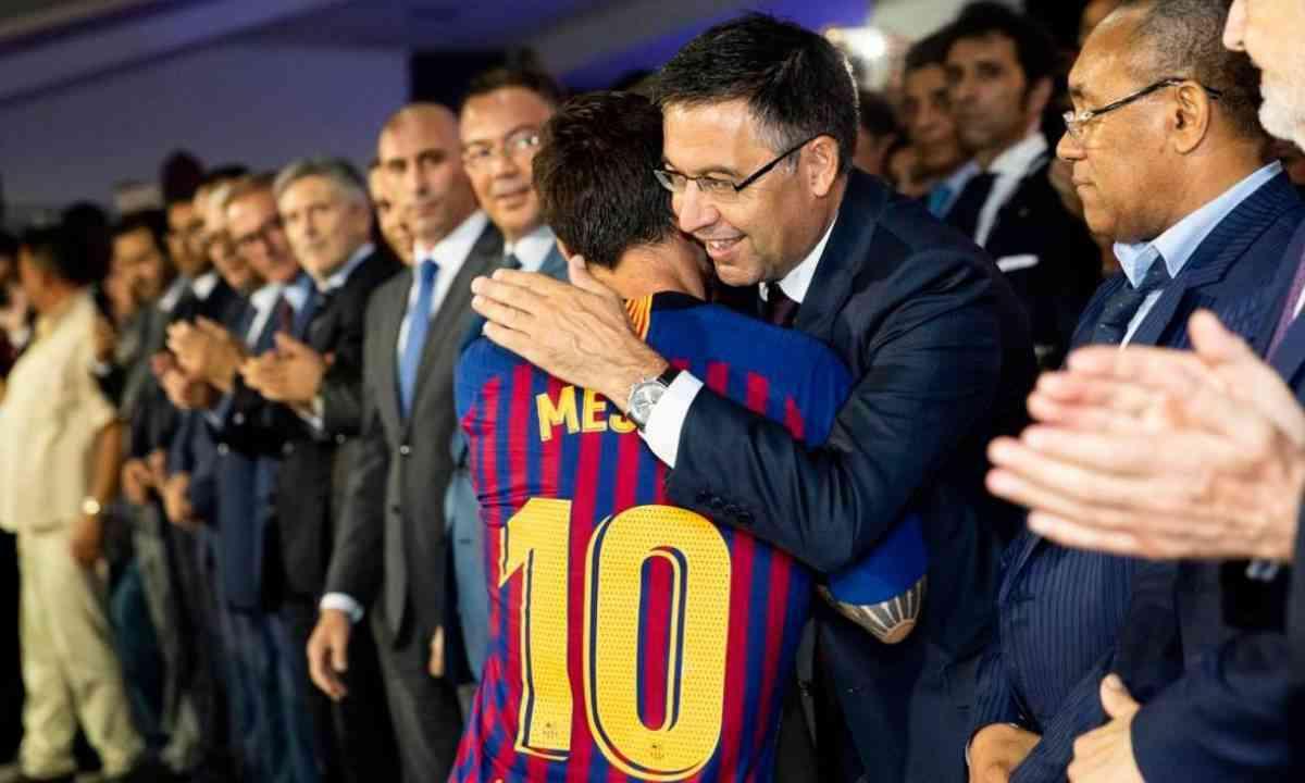 Bartomeu sigue siendo el presidente del FC Barcelona, por ahora